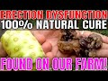 Curing erection dysfunction ~ Magic cure for erectile dysfunction