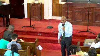 Huntington SDA Church Youth Day 2015 | Dr. Charles Wesley Knight