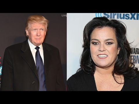 EXCLUSIVE: Rosie O'Donnell Slams Donald Trump: 'He Will Never Be President'