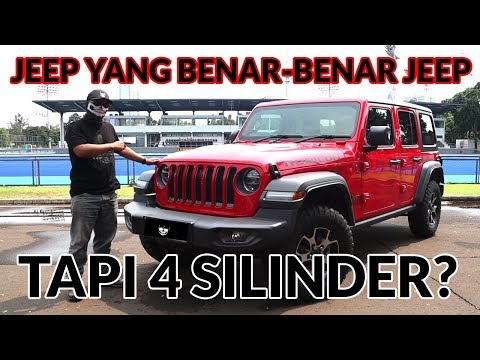 Jeep Wrangler JL 2019 Review Indonesia