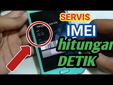 tutorialservishp kali ini saya akan share tutorial cara fix imei Qualcomm IMEI hilang dan IMEI SV ny.