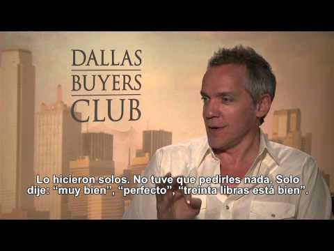 JEAN MARC VALLE - TV JUNKET - DALLAS BUYERS CLUB