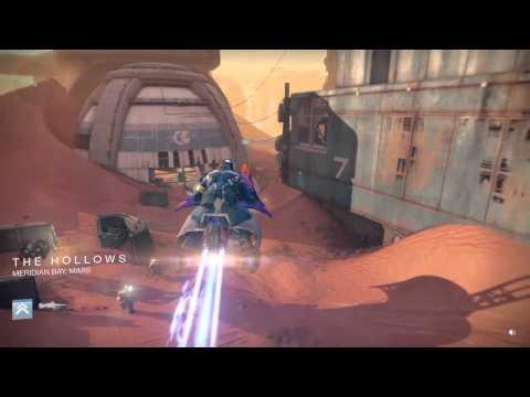 Destiny Cabal major & ultra bounty guide