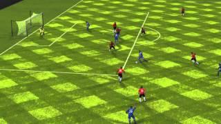 FIFA 13 iPhone/iPad - Al-Hilal vs. Al-Raed