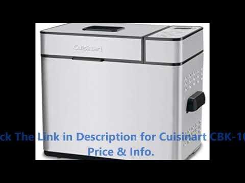 Order Cuisinart CBK-100 Reviews By minba