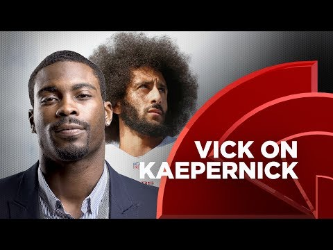 Michael Vick Says Colin Kaepernick Needs To Cut His Afro If He Wants An NFL Job