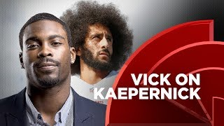 Michael Vick Says Colin Kaepernick Need...