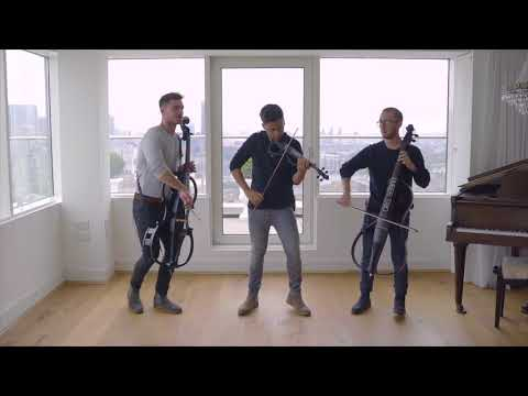 Scared To Be Lonely - Martin Garrix & Dua Lipa Violin and Cello Cover Ember Trio