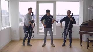 Scared To Be Lonely - Martin Garrix & Dua Lipa Violin Cello Cover Ember Trio