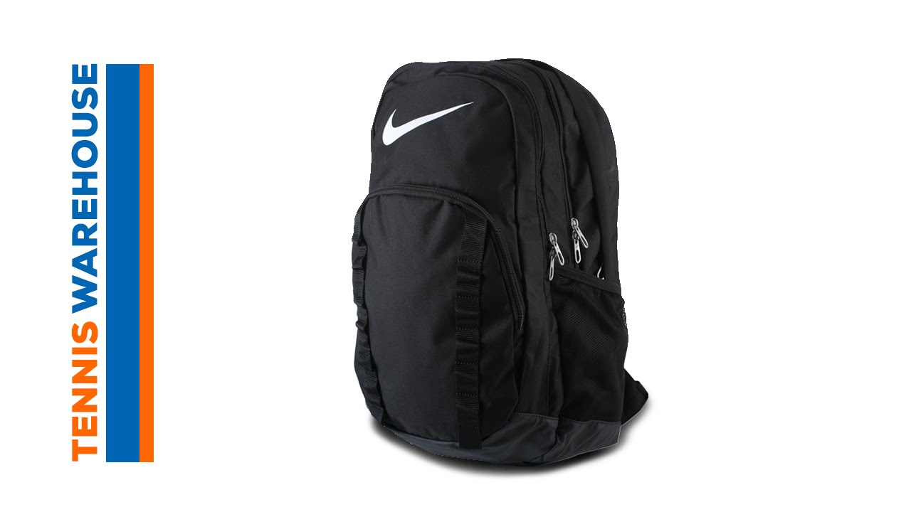 518366b02c8b2 Nike Brasilia 7 Backpack XL - YouTube