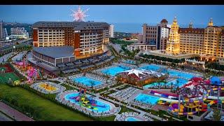Royal Seginus 5 Роял Сегинус отель Турция Анталия отели Анталии обзор все включено пляж