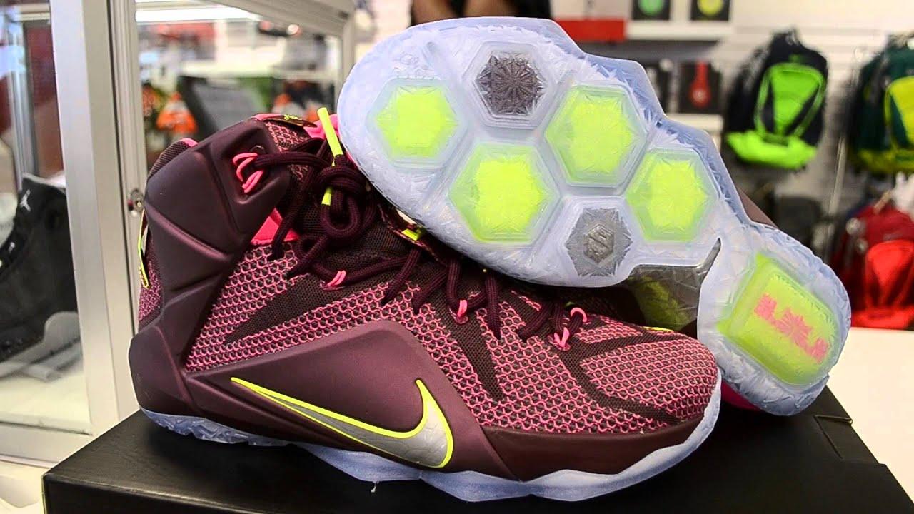 cd203a7e697 Nike LeBron 12