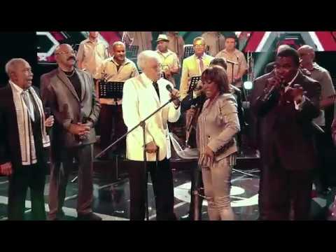 Fania All Stars ft Oscar D'Leon, Milly Quezada, El Canario and others - Quitate Tu (Yo Soy La Salsa)