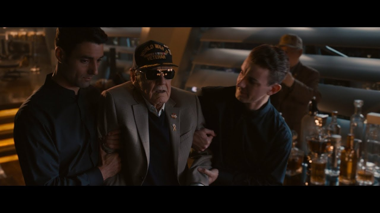 Image result for stan lee cameo avengers age of ultron