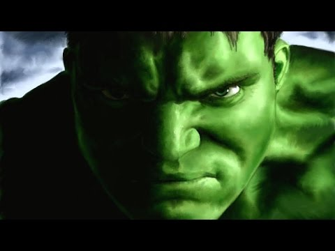 Hulk All Cutscenes (Game Movie) 1080p HD