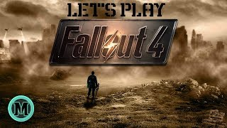 Conan O'Brien and Dogmeat! Let's Play Fallout 4 Part 1
