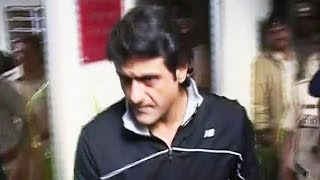 Exclusive Footage - Armaan Kohli in Lonavala Police Station