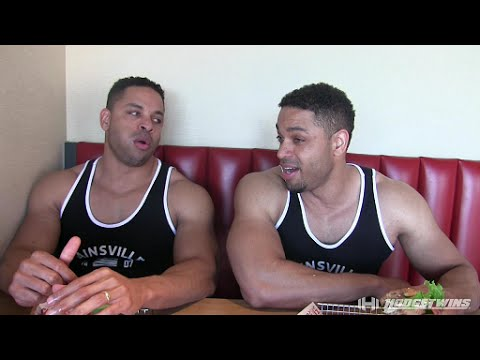 Full Day Of Eating | Eating Smash Burger|  Back Workout| Vlog #4  @hodgetwins