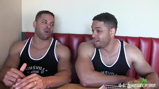 Full Day Of Eating | Eating Smash Burger|  Back Workout| Vlog #4  @hodgetwins thumbnail