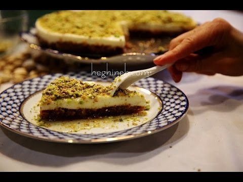 Aish El Saraya - Lebanese Desserts - Middle Eastern Desserts - Heghineh Cooking Show