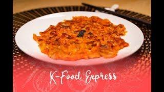 Kimchi Pancake 김치전