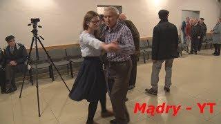 St. BIELAWSKI - wspaniały tancerz ! Pokaz wiejskiej maniery tańca w Wygnanowie - 2018