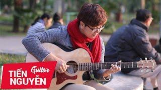 Tình yêu tìm thấy -Guitar cover