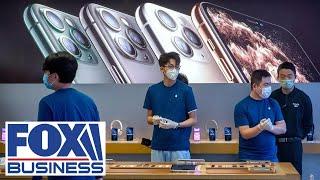 Apple warns coronavirus impact will temporarily limit iPhone supply