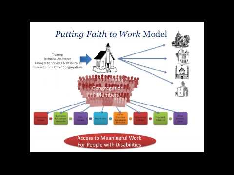 Webinar Recording: Striving for Work and Overcoming Barriers Employment of People with Disabilities