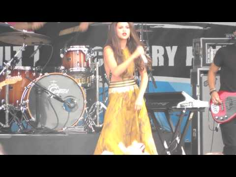 Slow Down - Selena Gomez (Live AMP RADIO Boston, MA) Mp3