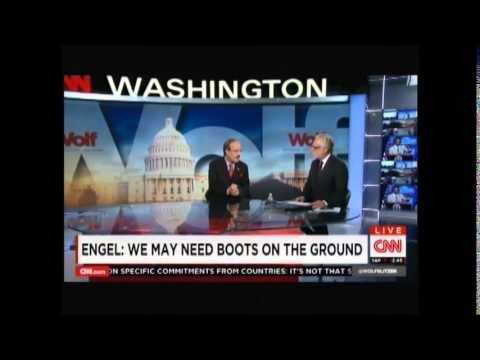9 15 14  Rep. Eliot L. Engel interview on ISIL with CNN's Wolf Blitzer