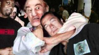 Joe Rogan talks about Steven Seagal getting choked out by Gene Lebell thumbnail
