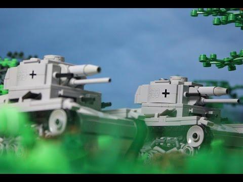 1939 Lego WW2 Battle For Poland