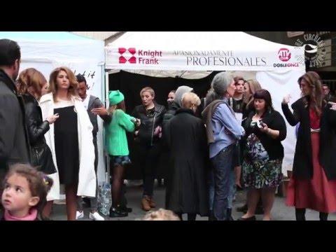 Let it slow! HD - 1er. Desfile Urbano de Moda Sostenible - Madrid - Dic 2015