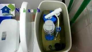 Viên thả khử mùi, diệt khuẩn toilet