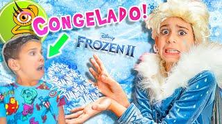 ¡¡ELSA CONGELA A NIKO!! - FROZEN II