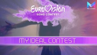 EUROVISION 2019 – MY IDEAL CONTEST