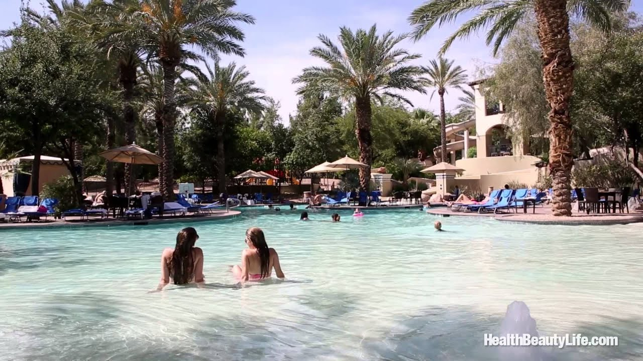 fairmont scottsdale princess: a supremely luxurious resort - youtube