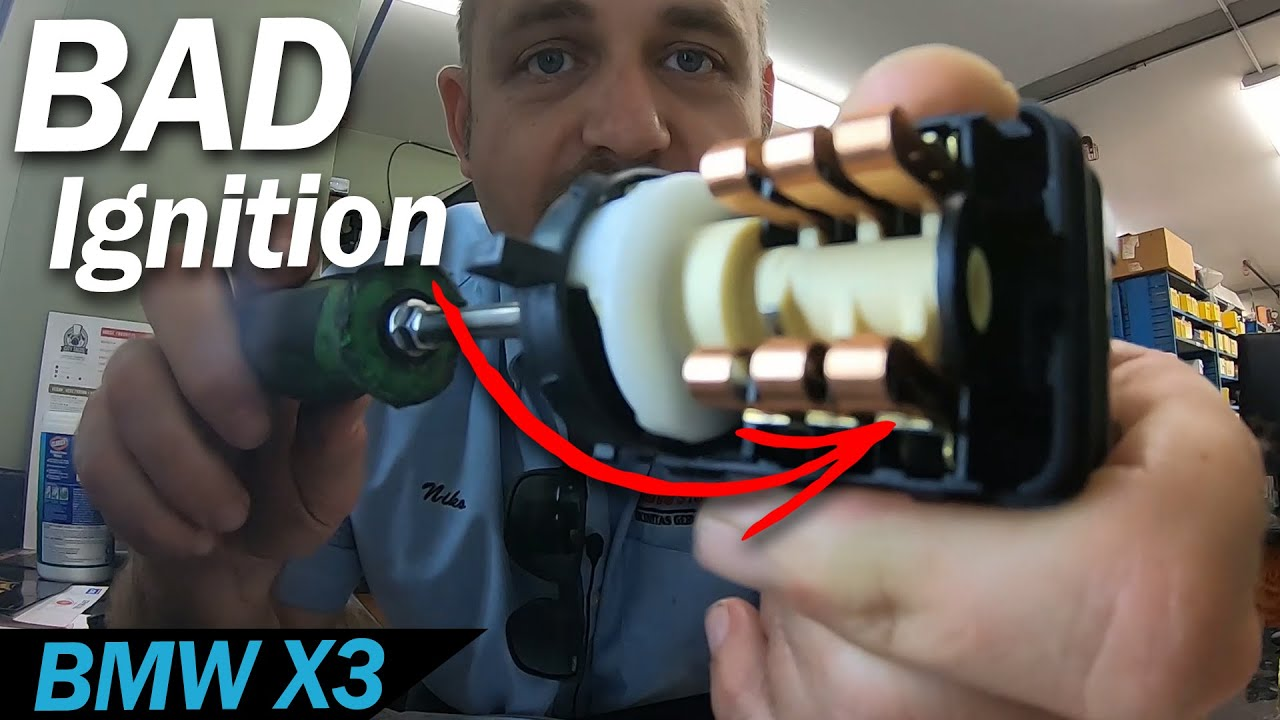 BMW X3 - How Does The Ignition work?