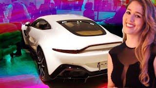 Vaya Nivel Bellezas!! (Aston Martin Vantage) | Juca