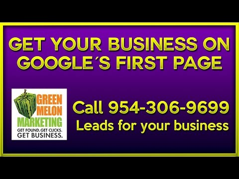 Video Marketer in Weston Florida | Video Marketing Agency near Weston