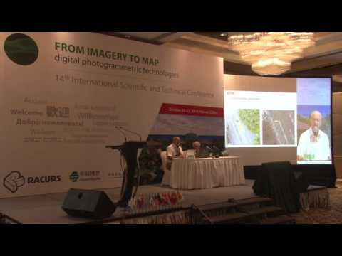 Armin Gruen. Combined 3D modeling from UAV aerial images and Mobile Mapping laser-scan point clouds.