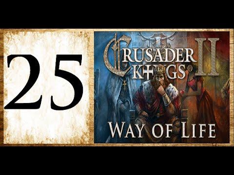 Crusader kings 2, Way of life - Vujo the viking #25 - The empire!