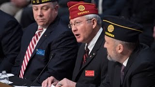 Legion Commander testifies before Congress