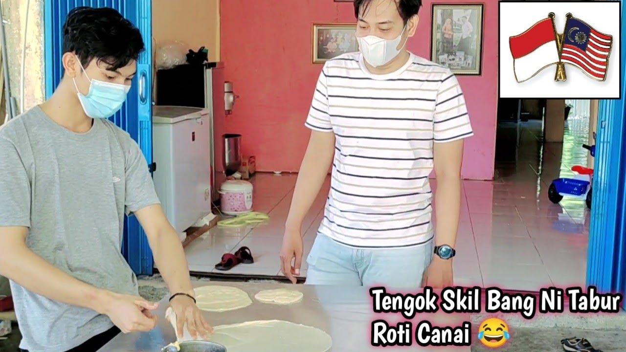 Akhirnya Saya Terjumpa Juga Kedai Malaysia.! Lepas Rindu Makan Roti Canai