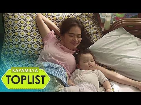 8 Times Juris Proved She Can Be A Mother To Leyna In Sino Ang Maysala? | Kapamilya Toplist