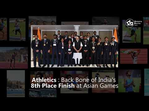 Indian Athletics Medal Winners at Asian Games