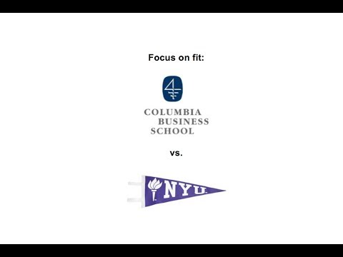 Columbia Business School MBA vs. NYU Stern MBA: where do you fit?