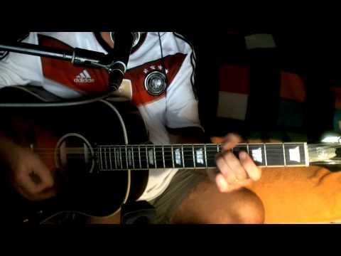 Being For The Benefit Of Mr Kite ~ The Beatles ((°J°)) ~ Acoustic Cover w/ Epiphone EJ-160E/VC
