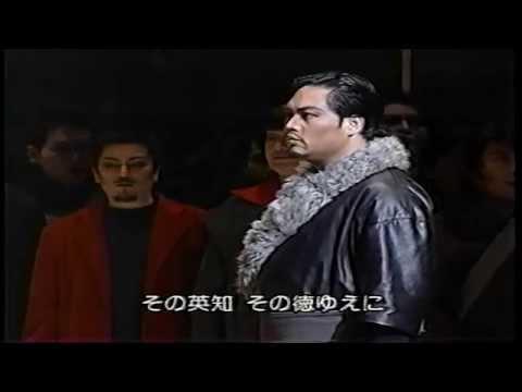 Bunkamuraオペラ 「トゥーランドット」